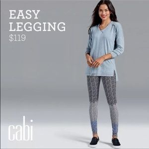 Cabi Limited Edition Easy Leggings #3128